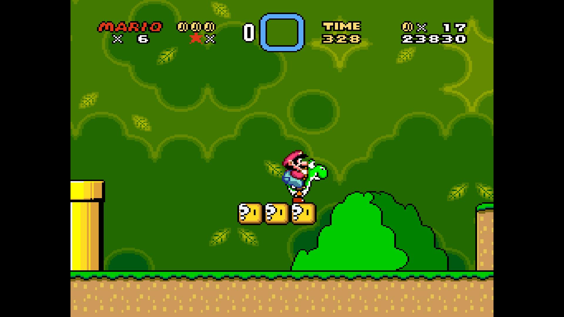 Retro Mario Gameplay