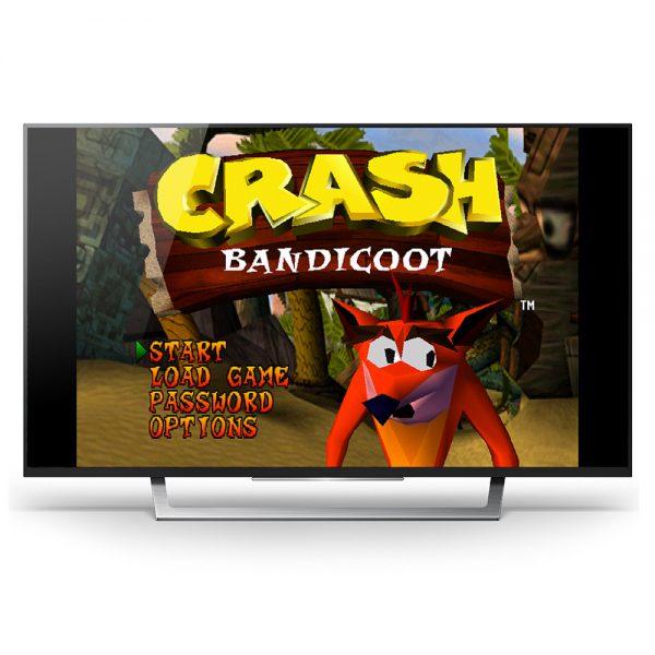 The Retro Player Crash Bandicoot Gameplay