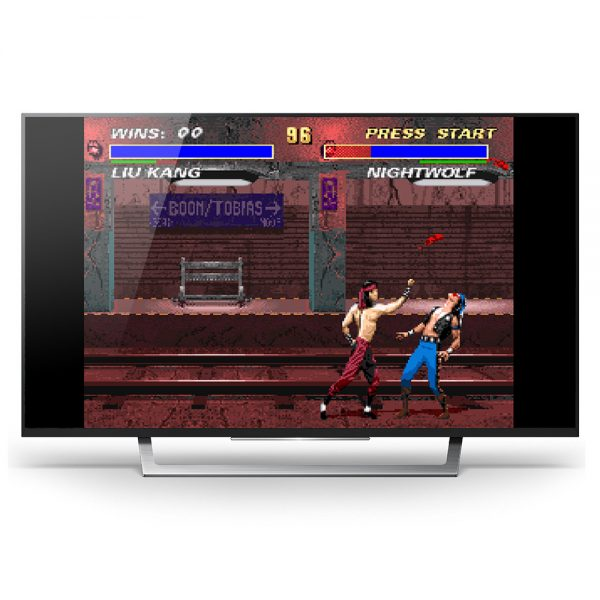 The Retro Player Mortal Kombat Gameplay